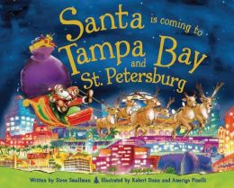 Santa Is Coming to Tampa Bay and St. Petersburg