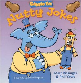 Giggle Fit: Nutty Jokes