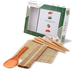 Sushi Made Easy Book & Kit