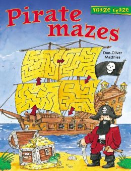Pirate Mazes (Maze Craze Series)