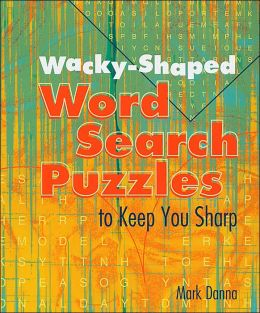 Wacky-Shaped Word Search Puzzles to Keep You Sharp
