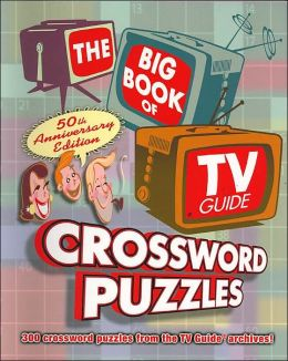 Big Book of TV Guide Crossword Puzzles