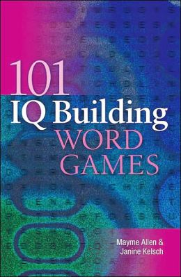 101 IQ Building Word Games