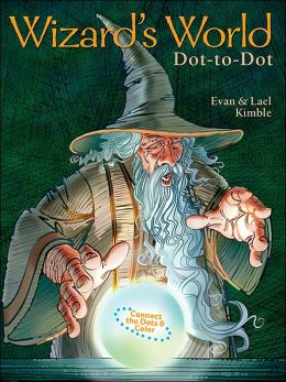 Wizard's World Dot-to-Dot