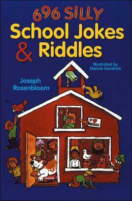 696 Silly School Jokes & Riddles