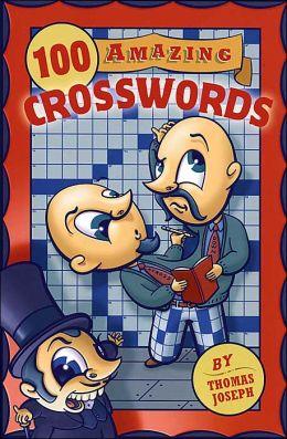 100 Amazing Crosswords