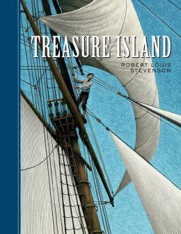Treasure Island (Sterling Unabridged Classics Series)