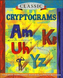 Classic Cryptograms (Classic Series)