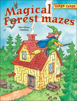 Maze Craze: Magical Forest Mazes