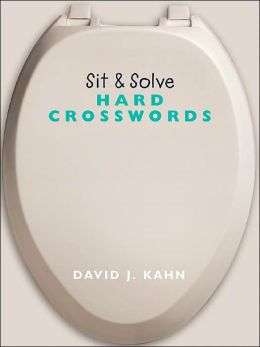 Sit & Solve Hard Crosswords
