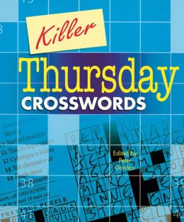 Killer Thursday Crosswords