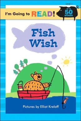 Fish Wish (I'm Going to Read Series: Level 1)