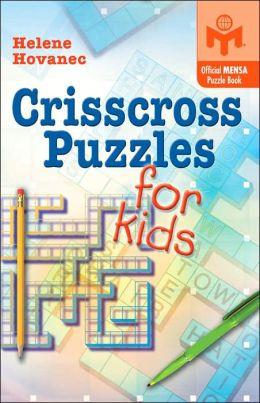 Crisscross Puzzles for Kids (Mensa)