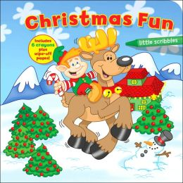 Little Scribbles: Christmas Fun