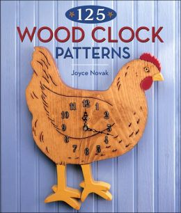 125 Wood Clock Patterns