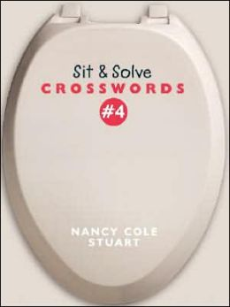 Sit & Solve Crosswords #4