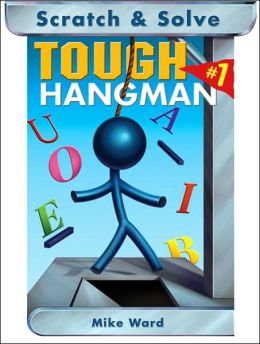 Scratch & Solve Tough Hangman #1