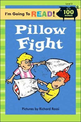 I'm Going to Read!: Pillow Fight, Level 2