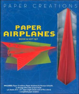 Paper Creations: Paper Airplanes Book & Gift Set