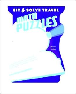 Sit & Solve Travel Math Puzzles