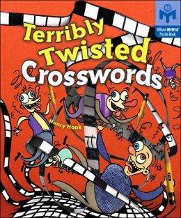 Terribly Twisted Crosswords (Mensa Series)