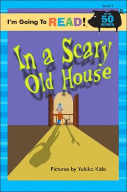 In a Scary Old House (I'm Going to Read Series: Level 1)