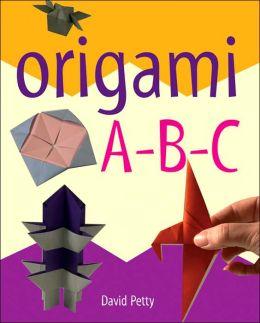 Origami A-B-C