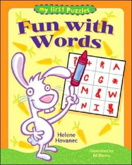 My First Puzzles: Fun with Words