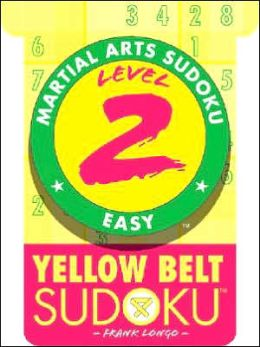 Martial Arts Sudoku Level 2: Yellow Belt Sudoku