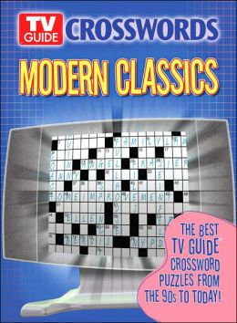 TV Guide Crosswords: Modern Classics