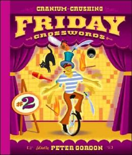 Cranium-Crushing Friday Crosswords #2
