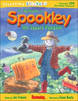 Storytime Stickers: It's Halloween with Spookley the Square Pumpkin