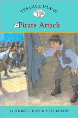 Pirate Attack (Treasure Island Series #4)