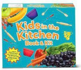 Kids in the Kitchen Book & Kit