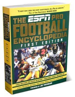 ESPN Pro Football Encyclopedia First Edition