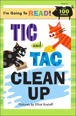 Tic and Tac Clean Up (I'm Going to Read Level 2)