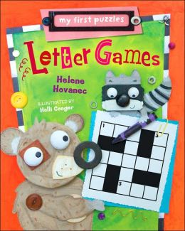 Letter Games (My First Puzzles Series)