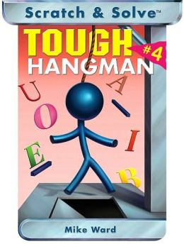 Scratch & Solve Tough Hangman #4