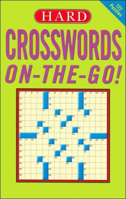 Hard Crosswords On-The-Go!