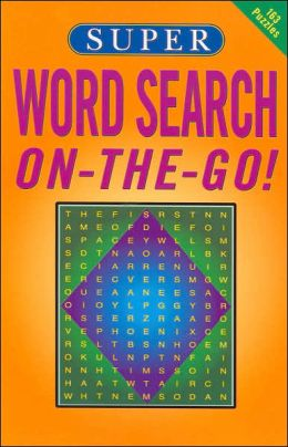 Super Word Search On-The-Go!
