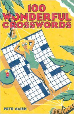 100 Wonderful Crosswords