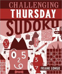 Challenging Thursday Sudoku