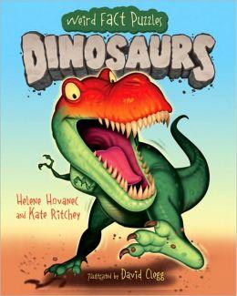 Weird Fact Puzzles: Dinosaurs