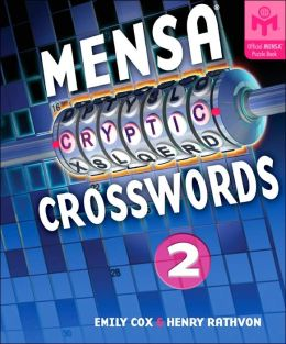 Cryptic Crosswords 2