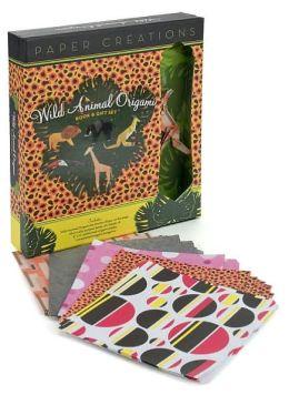 ePaper Creations: Wild Animal Origami Book & Gift Set
