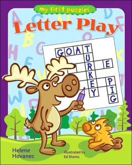 My First Puzzles: Letter Play