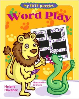 My First Puzzles: Word Play