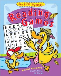 My First Puzzles: Reading Games