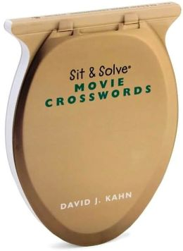 Sit & Solve Movie Crosswords