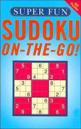 Super Fun Sodoku On-The-Go!